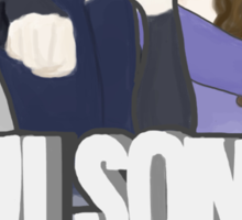 Coulson's Angels Sticker