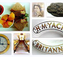HM Yacht Britannia by ©The Creative  Minds