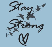 stay strong Kids Clothes