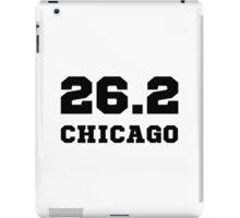 Marathon City Chicago iPad Case/Skin