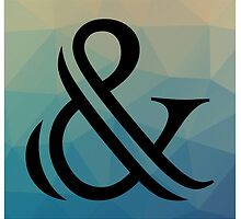 Ampersand by John-Michael Baldy