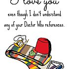 Doctor Who Love by mimiboo