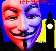 REMEMBER REMEMBER by FieryFinn77