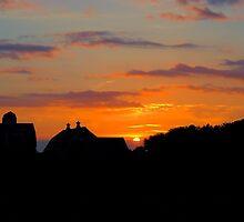 Bristow Sunset by LynyrdSky