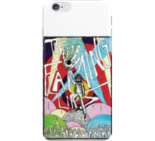 Wayne and the Laser Hand iPhone Case/Skin