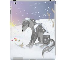 Winter Wolf iPad Case/Skin