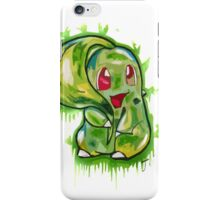 Cute Chikorita Tshirts + More! iPhone Case/Skin