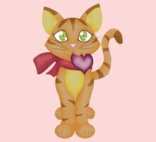 Lovely Kitty Kids Clothes