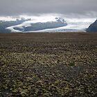 Hofsjökull glacier - Iceland by John Kleywegt