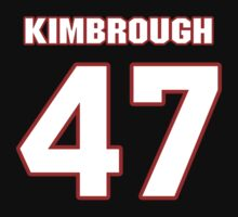 NFL Player Jeremy Kimbrough fortyseven 47 by imsport