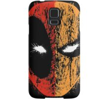 Deadpool/Deathstroke Samsung Galaxy Case/Skin