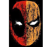 Deadpool/Deathstroke Photographic Print