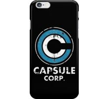 Logo corp iPhone Case/Skin