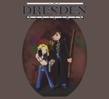 Dresden Files - Harry and Murph by BasiliskOnline