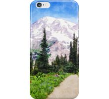 A Day in Paradise iPhone Case/Skin