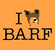 I Heart Barf by cudatron