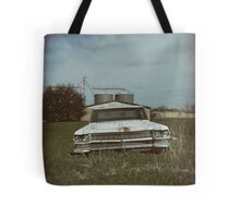 Cadillac Dreams Tote Bag