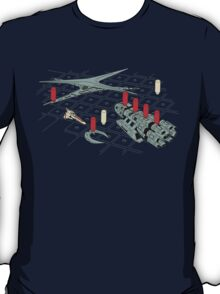 You Sunk My Battlestar T-Shirt