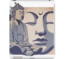 Buddha: the awakened one  iPad Case/Skin