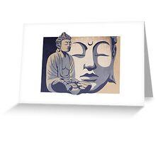 Buddha: the awakened one  Greeting Card