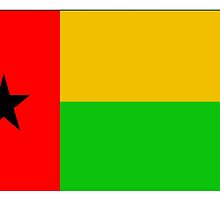 Guinea Bissau Flag by kwg2200