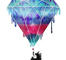 You Crazy Diamond by littleclyde