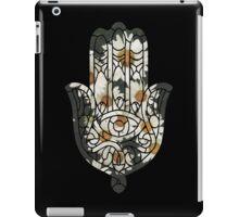 Daisy Hamsa iPad Case/Skin