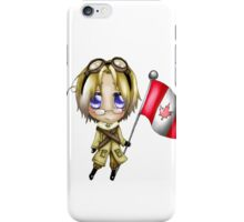 Chibi Canada iPhone Case/Skin