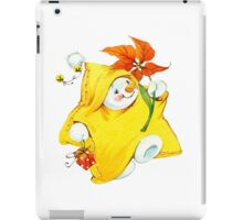 snowman. 01. New Year series iPad Case/Skin