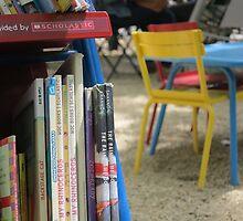 Bryant Park Books by Leonie Leivenzon
