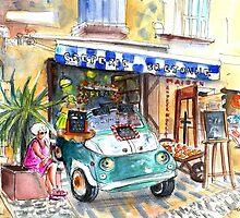 Collioure Creperie Bretonne by Goodaboom