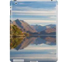 Five Sisters and Loch Duich, from Inverinate . North West Highlands. Scotland. iPad Case/Skin