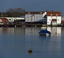 The Tide Mill, Woodbridge (Version 3) by wiggyofipswich