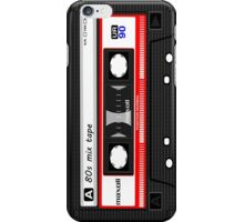 80s Mix Tape Phone 6 Case iPhone Case/Skin