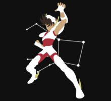 Pegasus Seiya by clockworkheart