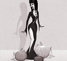 Elvira by Sam Pea