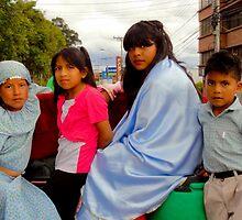 Cuenca Kids 538 by Al Bourassa