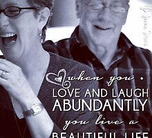 When You Laugh (with Amy Ferris) by MoxieMe