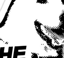 Russell Brand 'Trews' Logo Sticker