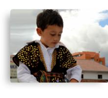 Cuenca Kids 540 Canvas Print