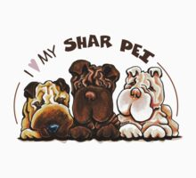 Chinese Shar Pei Lover by offleashart