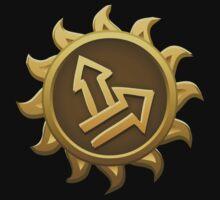 Glitch Giants emblem grendaline by wetdryvac