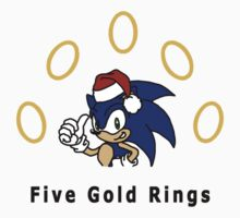 Five Gold Rings by Georgenius4292