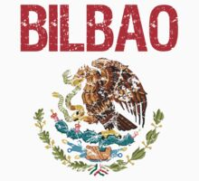 Bilbao Surname Mexican Kids Clothes