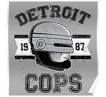 Cops team Poster