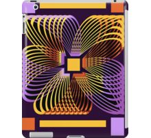 Colourful Line Design iPad Case/Skin