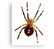 Arachnophilia-Dark Canvas Print