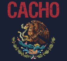 Cacho Surname Mexican Kids Clothes