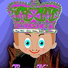 Toon Boy King. No 4a in a Toon Boy Series by Dennis Melling