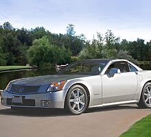 2007 Cadillac XLR Sports Coupe by DaveKoontz